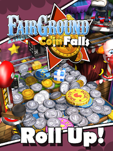 Fairground Coin Falls- screenshot thumbnail