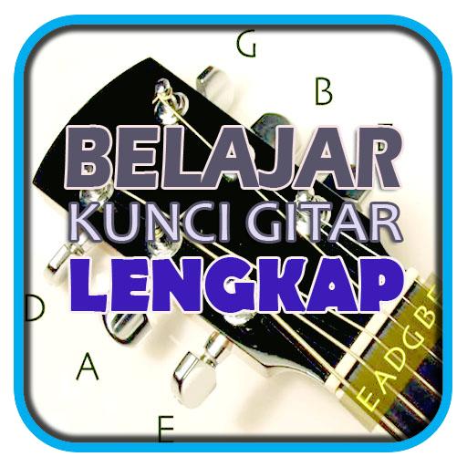 Belajar Kunci Dasar Gitar