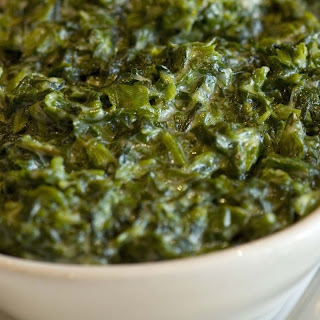 The Only Creamed Spinach Recipe You'll Ever Need.