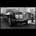 Luxury cars : Bentley icon