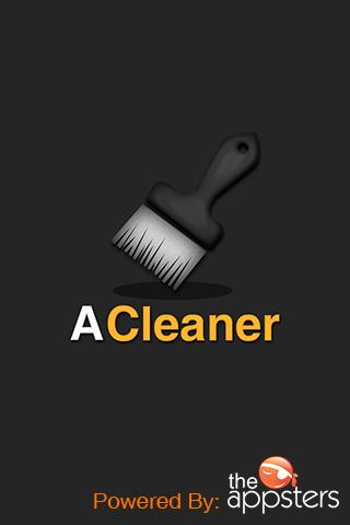 A Cleaner