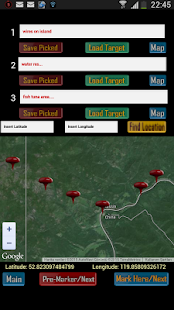GPS for Outdoor Experts screenshot