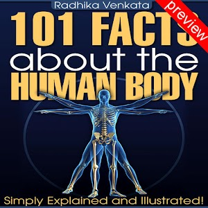 101 Facts - the Human Body Pv