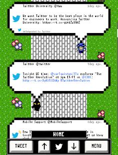 DragonTweet RPG-style-Twitter