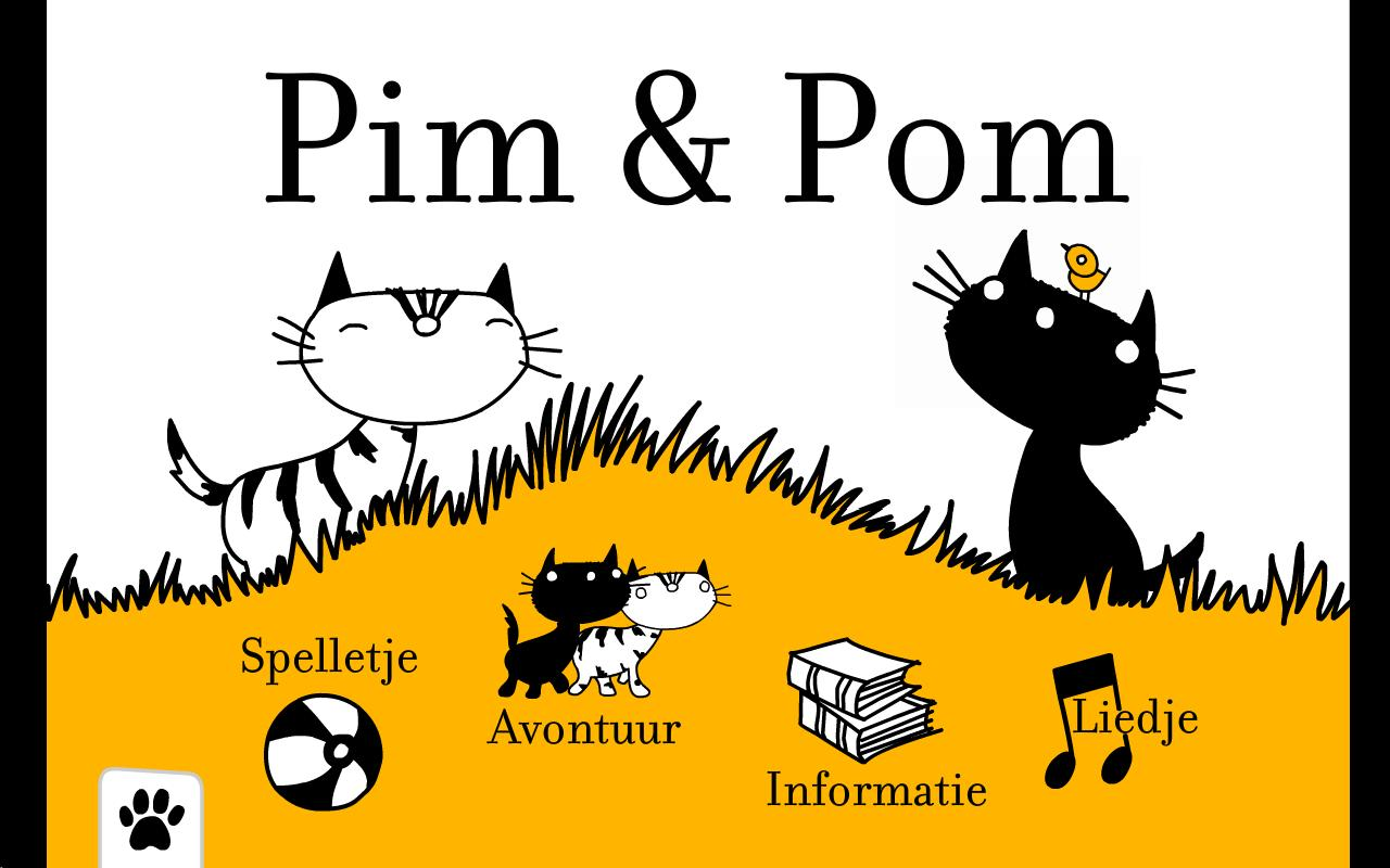 Pim & Pom op Safari- screenshot