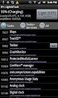 Screenshot of N's LED Light & Task Killer