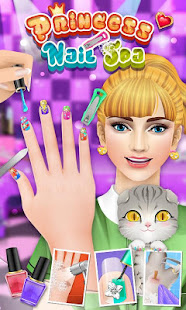 Game Princess Nail Salon APK for Windows Phone