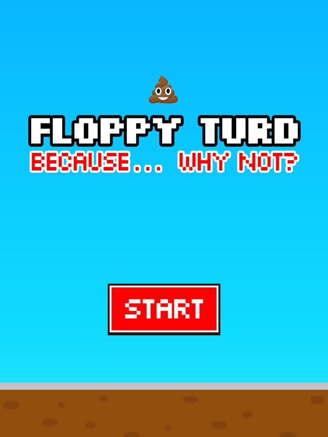 Floppy Turd - screenshot