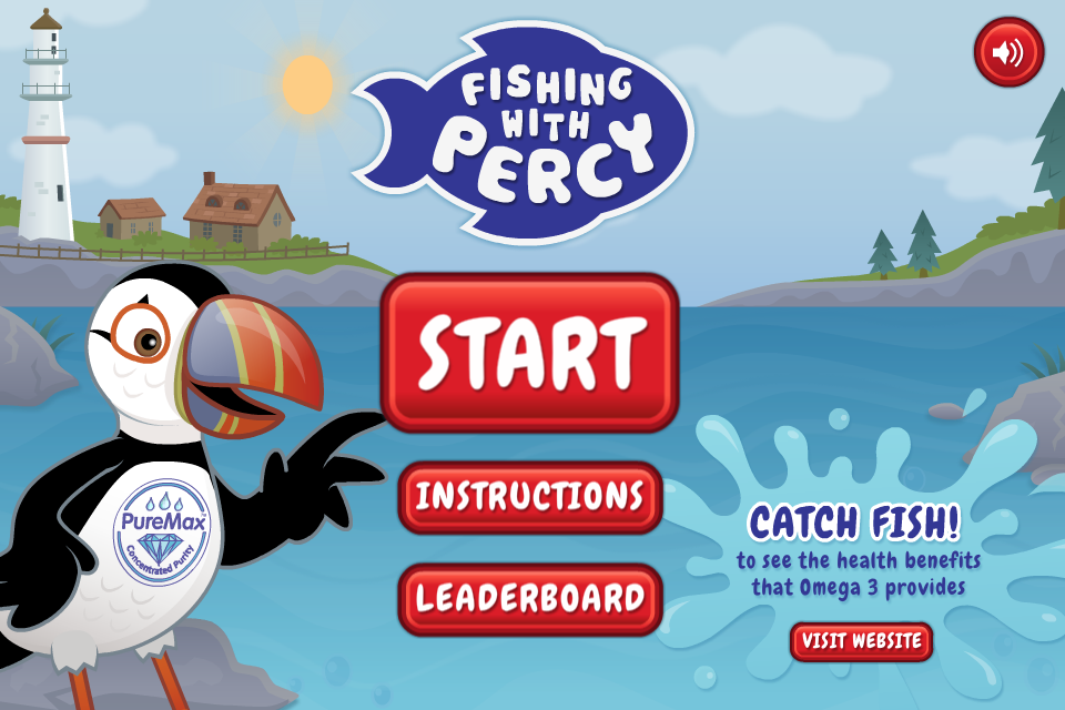PureMax Fishing with Percy- screenshot