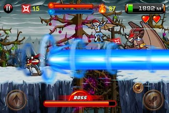 Devil Ninja (Xmas) v1.1.0 APK Download