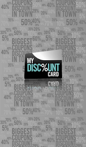 My Discount Card screenshot 0