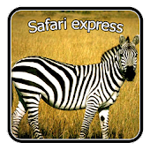 Animal Express Safari Truck 3D
