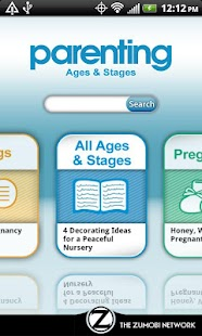 Parenting Ages & Stages - screenshot thumbnail