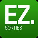 EZ. Sorties logo