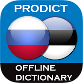 Russian <> Estonian dictionary