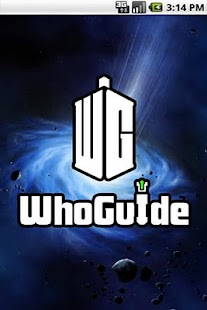 Doctor Who WhoGuide - screenshot thumbnail