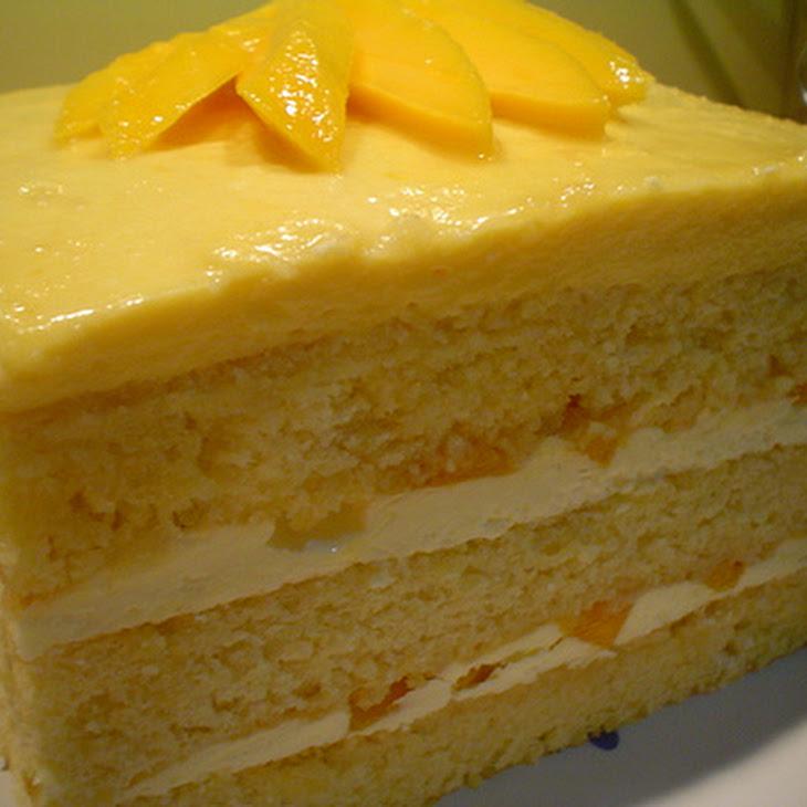 Opera Mango Cake Recipe