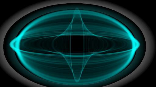 Dibujar Círculos de Luz