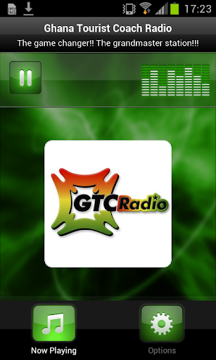 Ghana Tourist Coach Radio