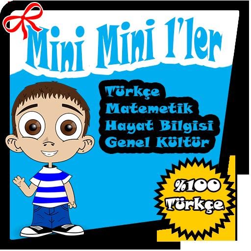 Mini Mini 1'ler LOGO-APP點子
