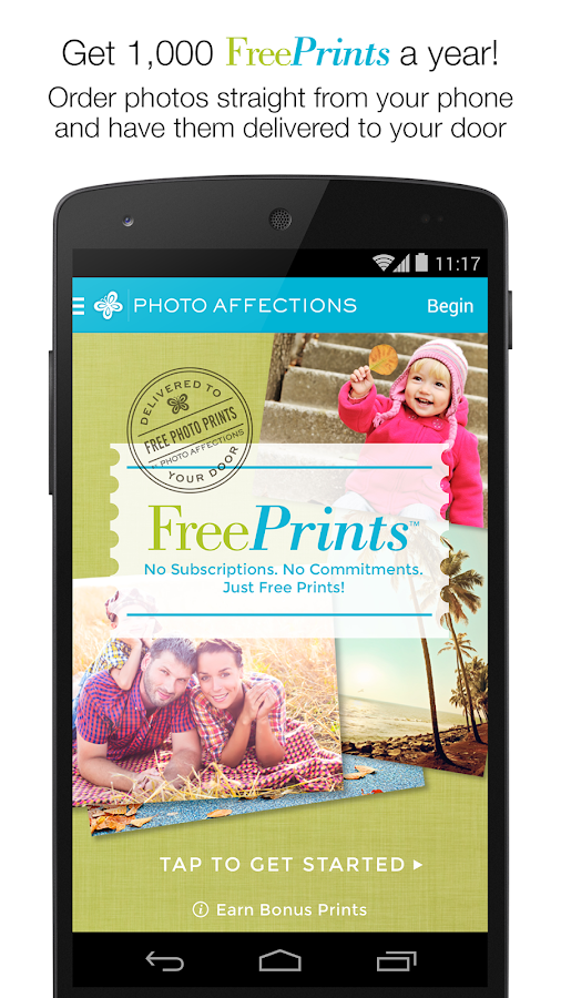 Free Prints - screenshot
