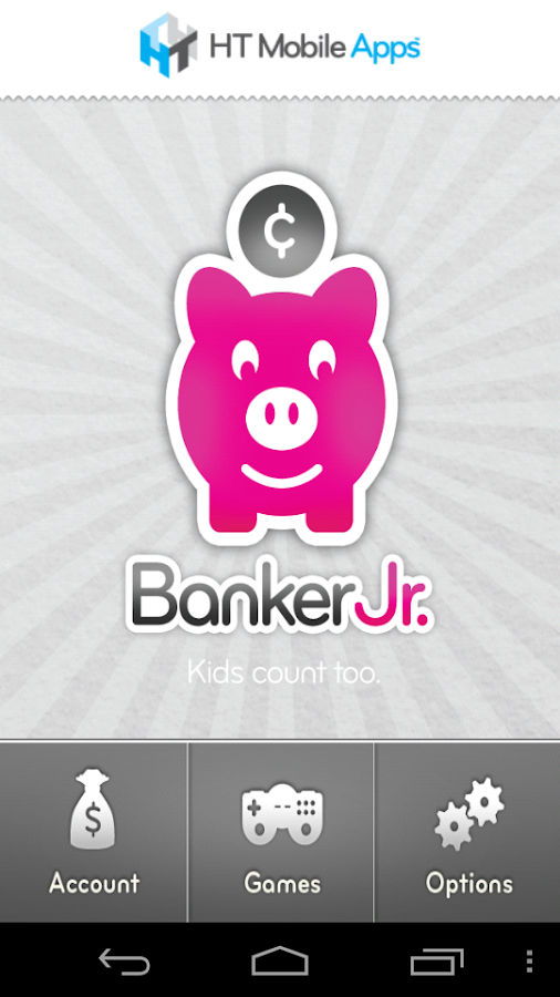 BankerJr - screenshot