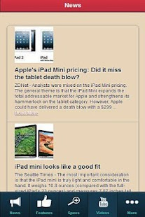 iPad Mini REVIEW - screenshot thumbnail