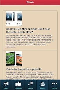 iPad Mini REVIEW - screenshot thumbnail