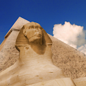 UFOS over Egypt Live Wallpaper icon