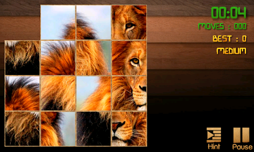 PuzzBox Africa Picture Puzzle- screenshot thumbnail