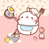 Chef Molang Atom theme