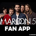 Maroon 5 (Lyrics + Wallpaper) logo