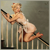 Pin-Up Live Wallpaper