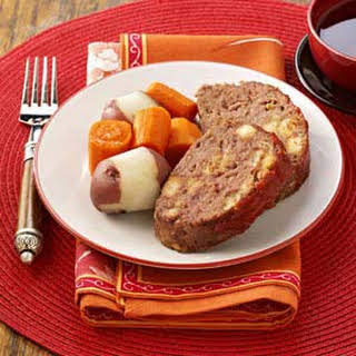 Slow-Cooked Meat Loaf.