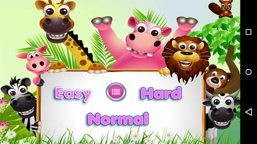Animal Cartoon Puzzle 1.8 screenshots 1