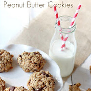 Chia Seed Peanut Butter Cookies.