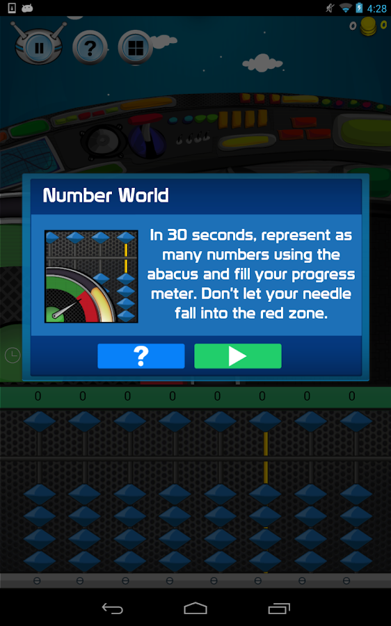 Number World - screenshot