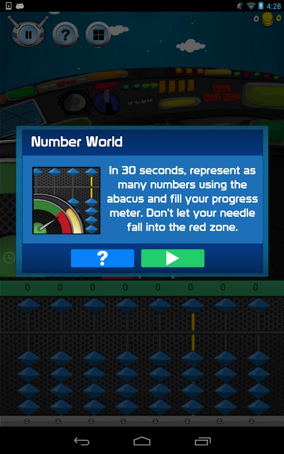 Number World - screenshot