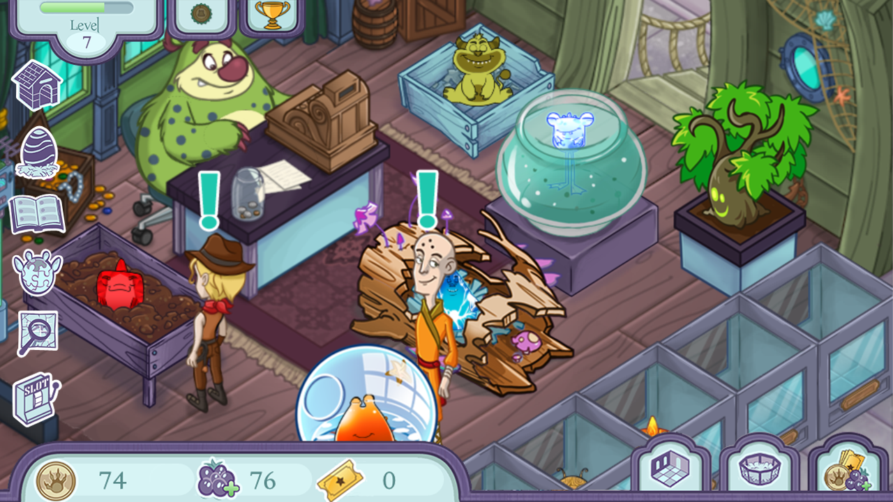 Monster Pet Shop - screenshot