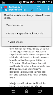 Vau.fi Foorumi- screenshot thumbnail