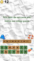 Screenshot of Acertijos - Adivinanza