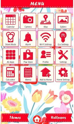 Flowers Theme-Summer Sweet- 1.0 Windows u7528 3