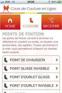 【免費生活App】Couture et Broderie-APP點子