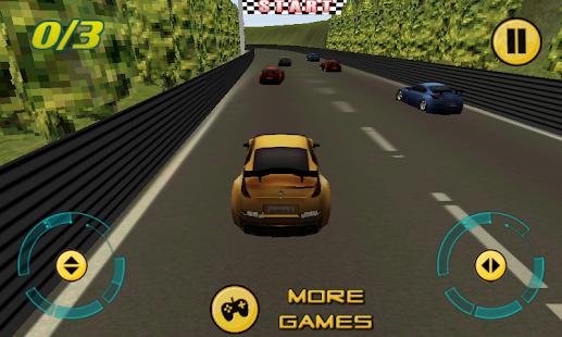 Racing City 3D 賽車遊戲 App-癮科技App