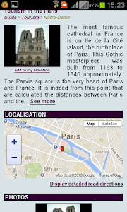 France Travel Guide screenshot 10