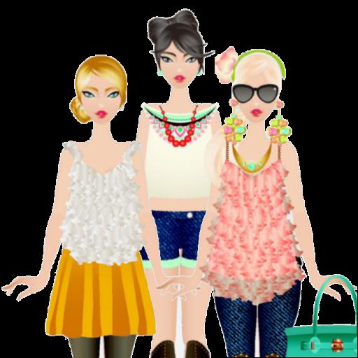 公主裙戲裝扮演(女裝造型) 教育 App LOGO-APP試玩