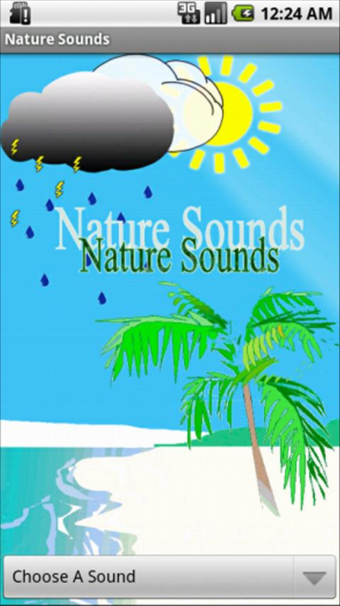 Nature Sounds - screenshot