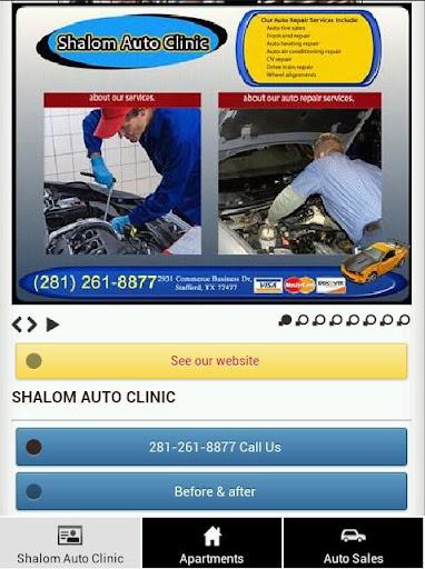 Shalom Auto Clinic