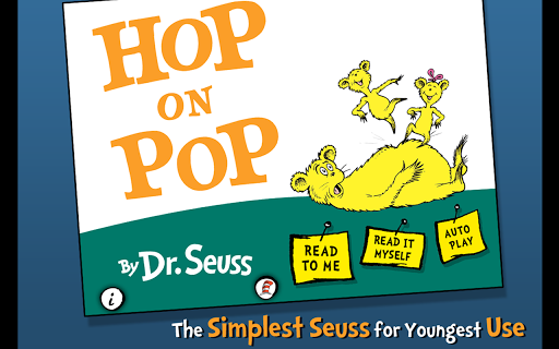 玩書籍App|Hop on Pop - Dr. Seuss免費|APP試玩