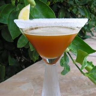Earl Grey Martini.